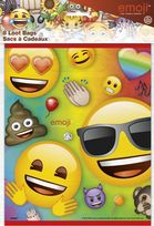 Emoji Rainbow Fun Loot Bags (8)